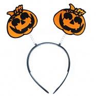 čelenka Halloween s dýněmi