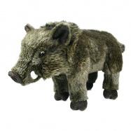Pluszowa Dzika świnia 30 cm