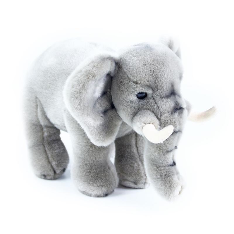 plyšový slon 30 cm
