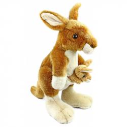 Rappa, Pluszowy Kangur, 26 cm