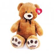 Medvěd plyšový velký 100 cm s visačkou
