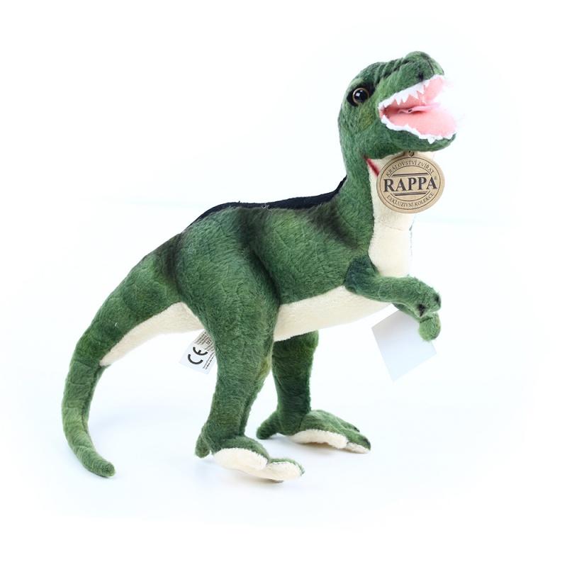 plyšový dinosaurus T-Rex 26cm