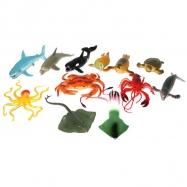 zvířata mořská, 10 - 17 cm