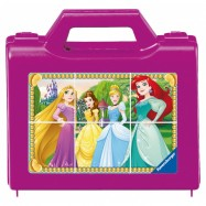 Disney Princezny 6dílků