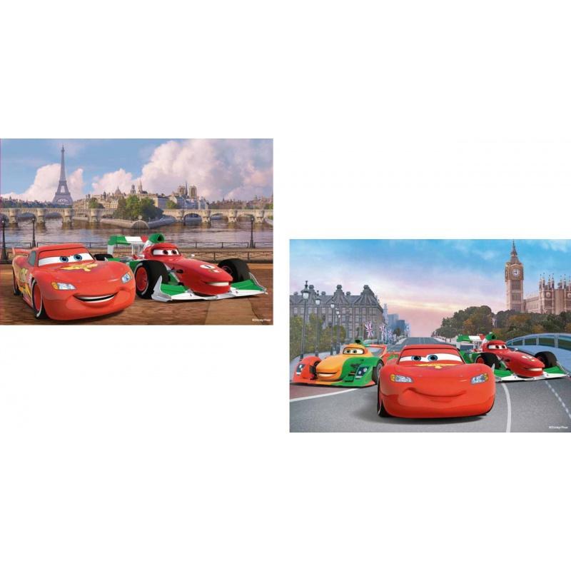 Cars McQueen a přátelé 2x12d