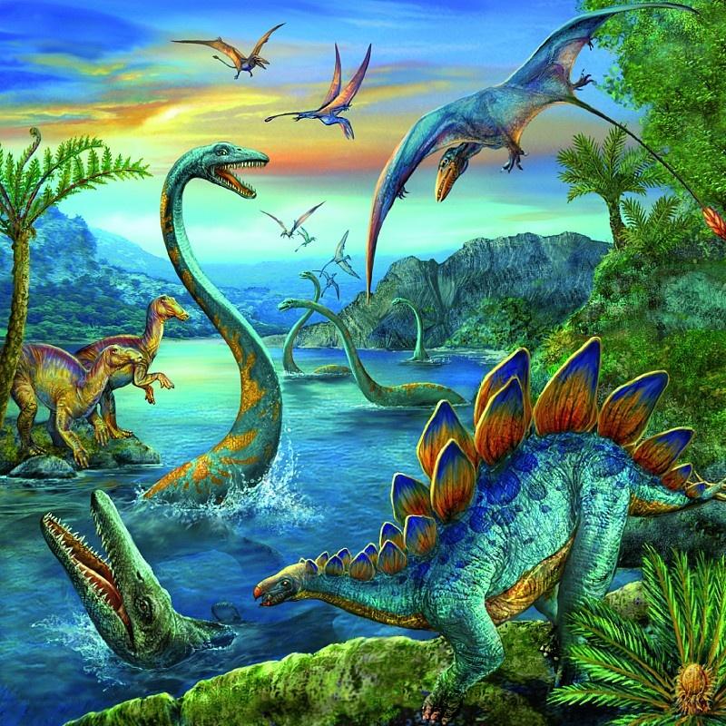Dinosouři 3 x49d