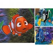 Disney Nemo v akváriu 3x49 dílků