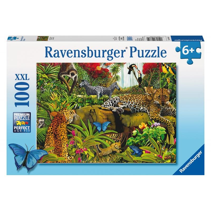 Divoká džungle 100d