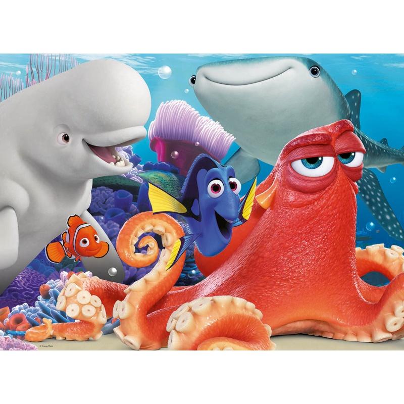 Disney Hledá se Dory 100 XXL dílků