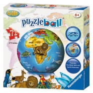 Globus Puzzleball 72d