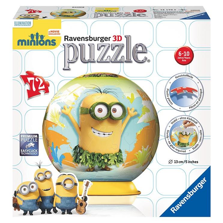 Mimoň puzzleball 72d
