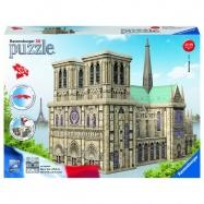 Notre Dame 3D, 216 dílků