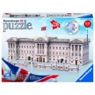 Buckinghamský palác; 3D, 216 dílků