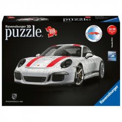 Porsche 911R; 3D, 108 puzzli
