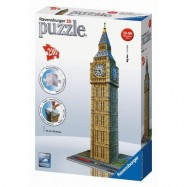 Big Ben 3D 216 dílků