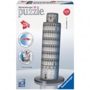 Puzzle 3D 216 Krzywa Wieża w Pizie