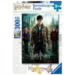 Harry Potter spolu v boji 300 dielikov