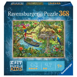 Exit KIDS Puzzle: Džungle 368 dílků