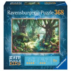 Exit KIDS Puzzle: V magickom lese 368 dielikov