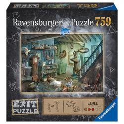 Exit Puzzle: Strašidelná pivnica 759 dielikov