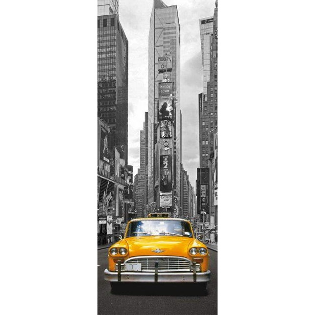 New York Taxi 1000d panor.