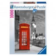 Londýn Big Ben 1000 dílků