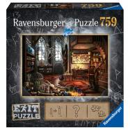 Exit Puzzle: Dračí laboratoř 759 dílků