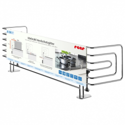 Reer Ochrona do kuchni elektrycznych, metalowa