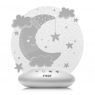 Reer LED barevné světlo měsíc