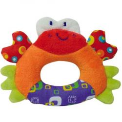 Chrastítko krab