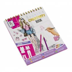 Kreativní Fashion book