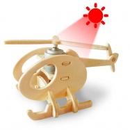 RoboTime Solární vrtulník