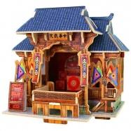 Robotime dřevěná skládačka Čínské divadlo