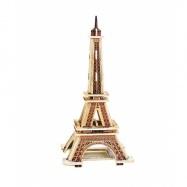 Robotime dřevěná skládačka malá Eifellova věž