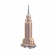 Robotime dřevěná skládačka malý Empire State Building