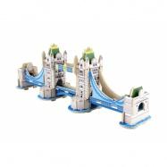 Robotime dřevěná skládačka malý Tower bridge