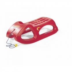 Rolly Toys sáně červené