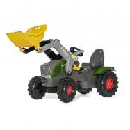 Šliapací traktor Farmtrac Fendt 211 Vario
