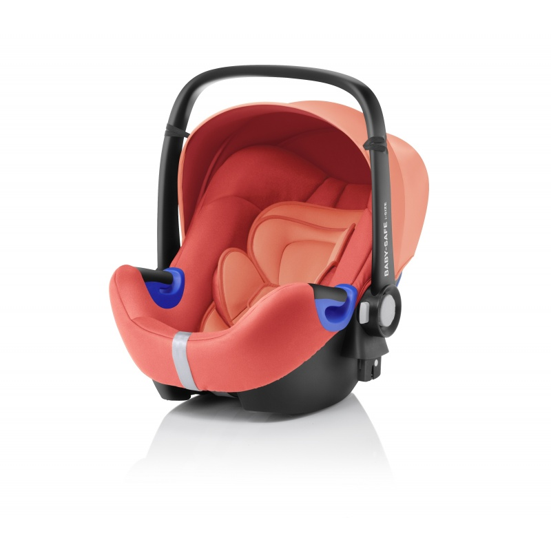 britax r mer autoseda ka baby safe i size col coral peach. Black Bedroom Furniture Sets. Home Design Ideas