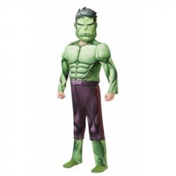 Avengers: Hulk Deluxe - vel. XL