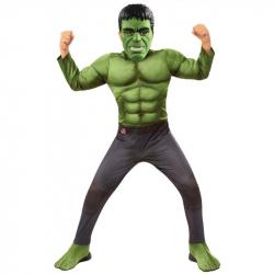 Avengers Endgame: Hulk - DELUXE kostým s maskou veľ. L