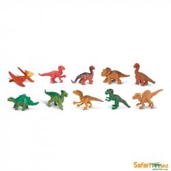 Safari Ltd - Tuba - Mláďatá dinosaurov