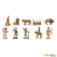 Safari Ltd - Tuba - Divoký západ