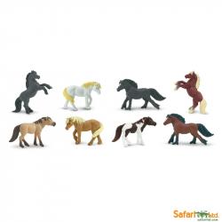 Safari Ltd - Tuba - Poníky