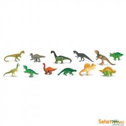 Safari Ltd - Tuba - Dinosaurie - Sue a jej priatelia