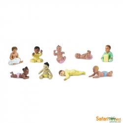 Safari Ltd - Tuba - Bábätká