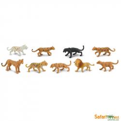 Safari Ltd - Tuba - Kočkovité šelmy