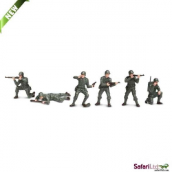 Safari Ltd - Tuba - Vojaci