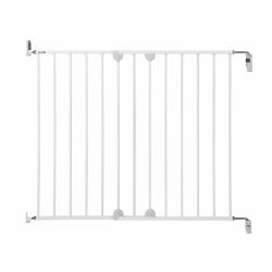 Safety 1st Bramka zabezpieczająca, metal, biały, 62-102 cm, 2438431000
