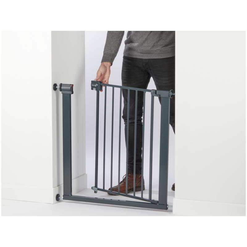 Barrier Easy Close Metal Czarny